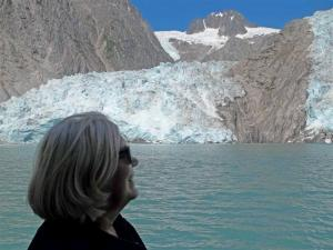 Patty and some glacier; I don't remember it's name.