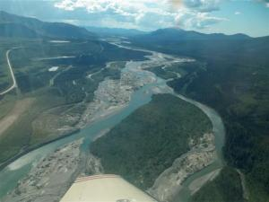 A good look at the Yukon river