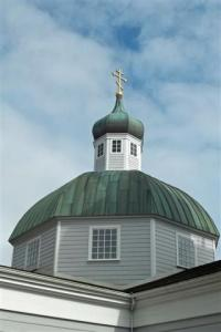 A little of the Russian heritage in Sitka